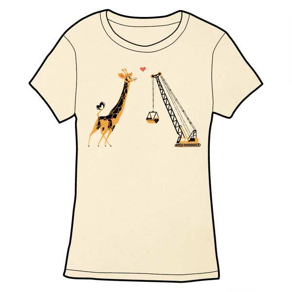 Giraffe Crush Shirt