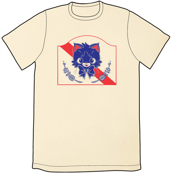 Pabst Blue Kitten Shirt