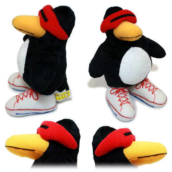 Sparky the Wonder Penguin Plush