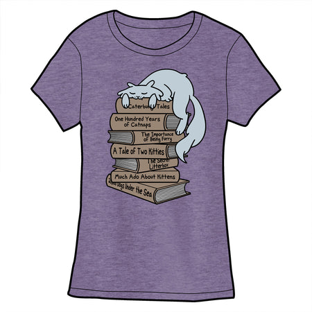 Books Rule! Shirt