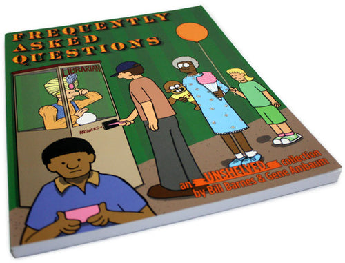 Frequently Asked Questions Book