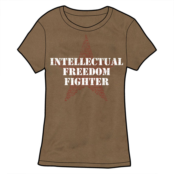 Intellectual Freedom Fighter Shirt