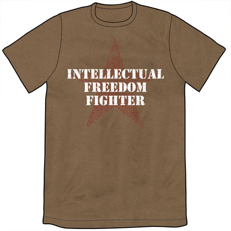 Intellectual Freedom Fighter Field Bag