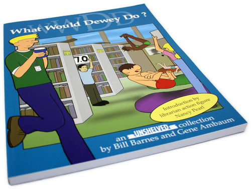 What Would Dewey Do Book