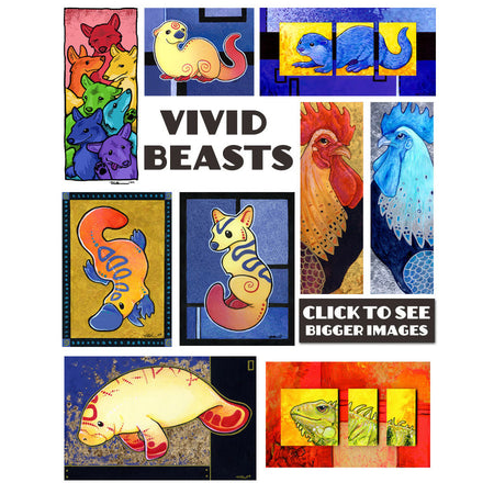 Pale Beasts Prints