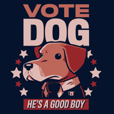 Vote Dog Shirt