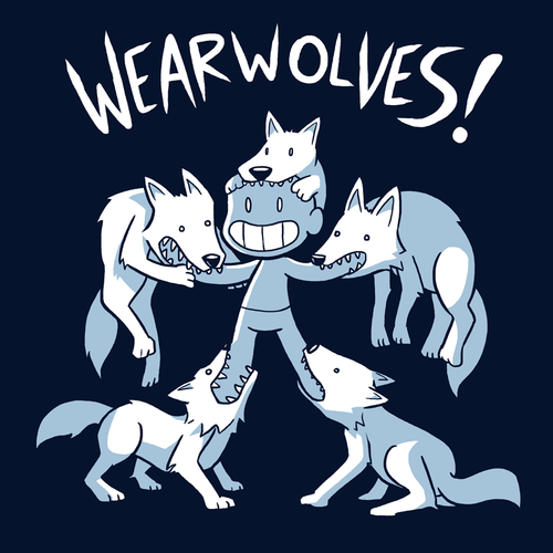 Wearwolves Shirt