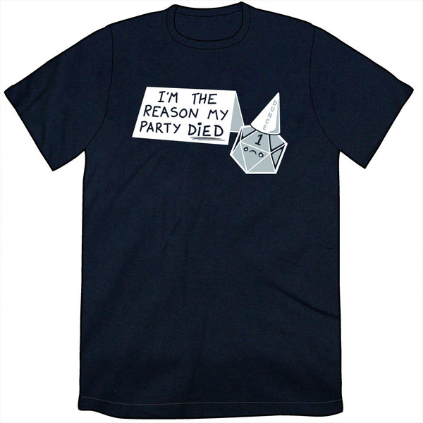 Dice Shaming Shirt