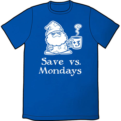 Save Vs Mondays Shirt