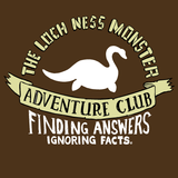 Loch Ness Monster Adventure Club Shirt