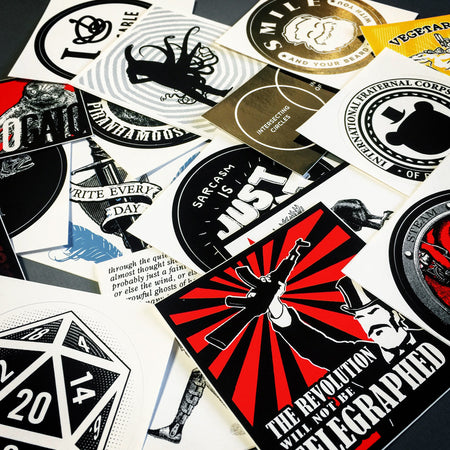 Gaslamp Games Sticker Pack