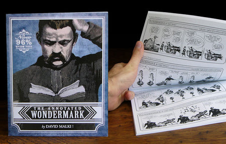 Wondermark Comic Prints