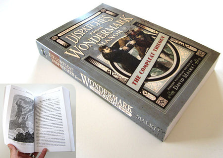 Wondermark Book Packs