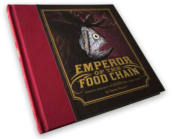 Wondermark: Emperor of the Food Chain