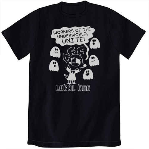 Local 666 T-Shirt - 2019 HALLOWEEN EXCLUSIVE