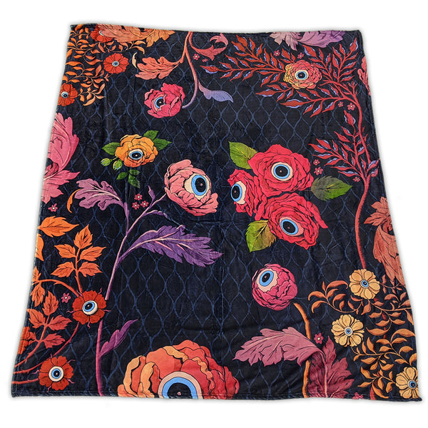 Watchflowers Blanket