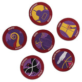 Night Vale Scout Patches (3