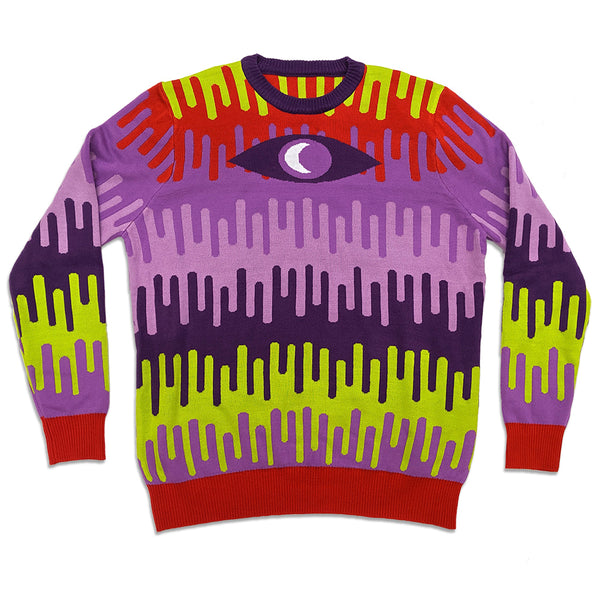 Night Vale Knit Sweater 2019 *LAST CHANCE* ONLY 2XL REMAINS