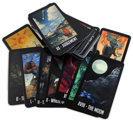 WTNV Hayworth Tarot Deck