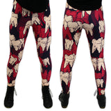 It Devours! Tooth Leggings *LAST CHANCE*