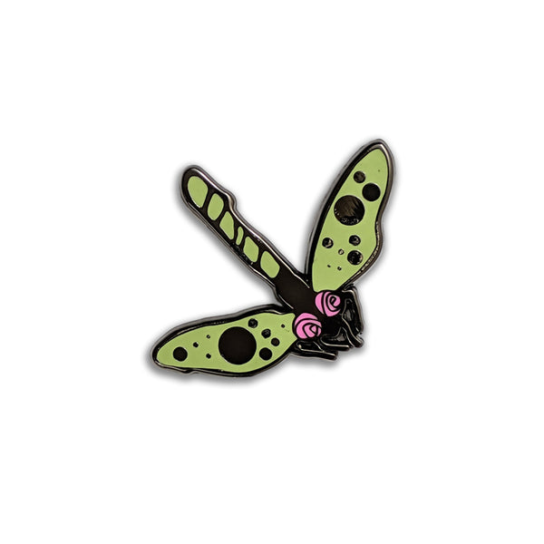 Within the Wires Damselfly Pin