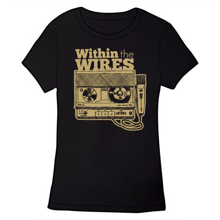 Within the Wires Glow Dragonfly Shirt