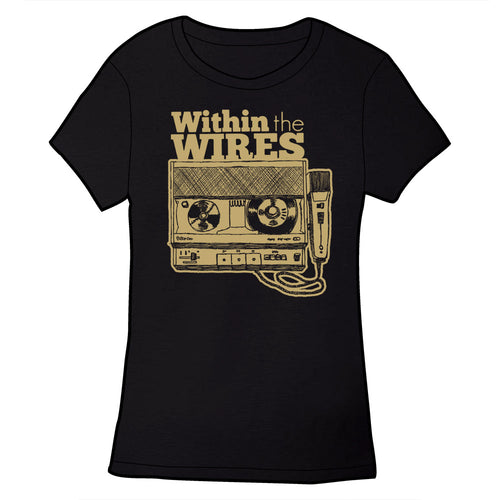 Within the Wires Dictaphone Shirt