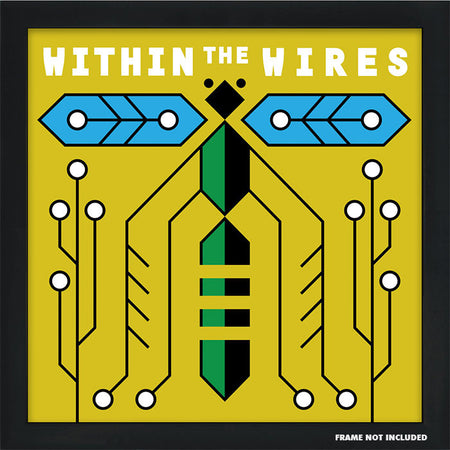 Within the Wires Logo Shirt (Kelly Green)