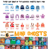 Six Pack of Yates' Famous MiniGhosts