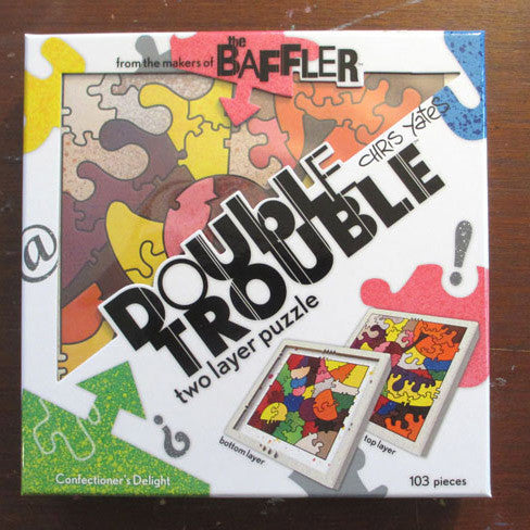 Baffler Series THREE: Double Trouble