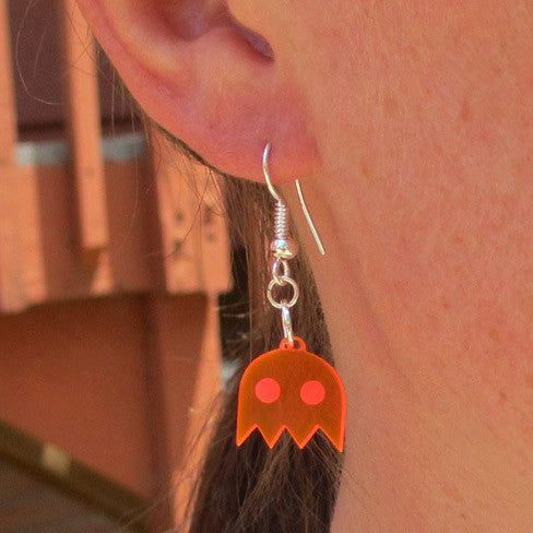 Ghost Earrings!