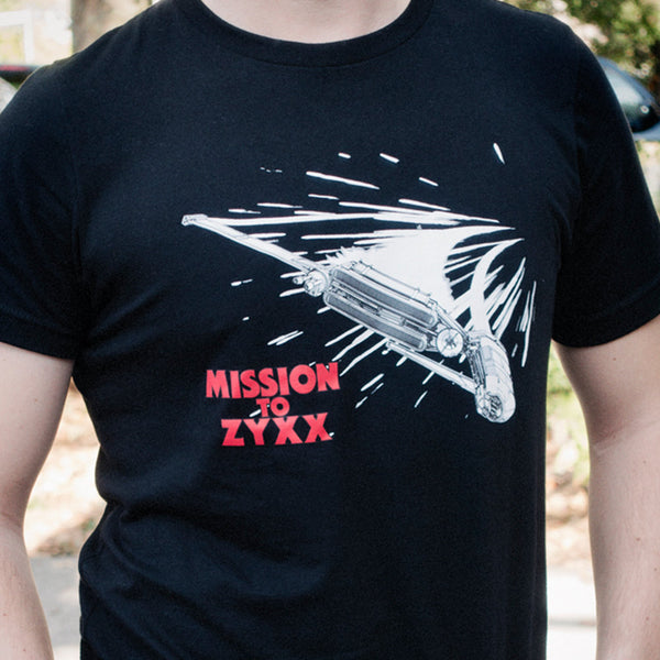 Mission to Zyxx Tee!
