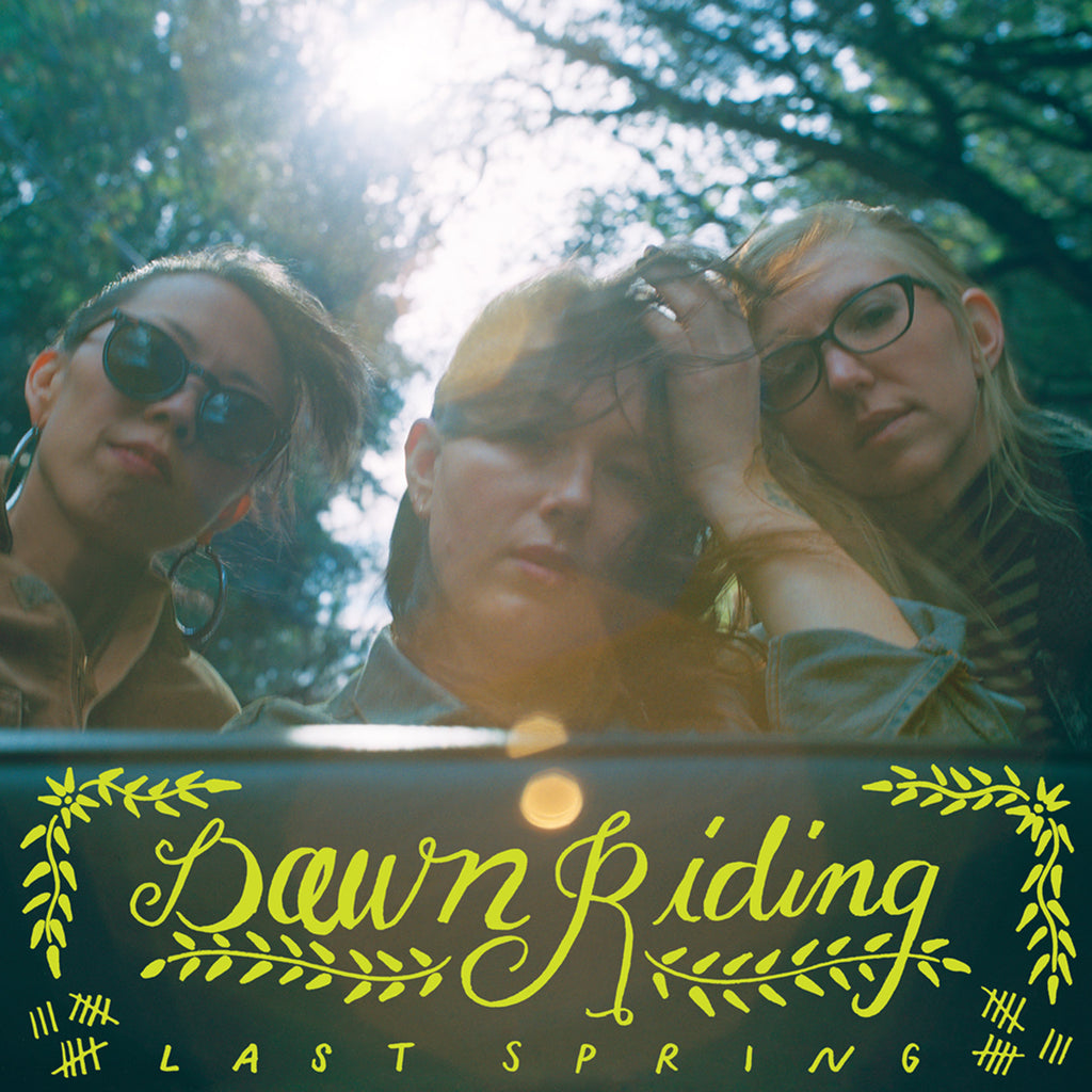 Dawn Riding - Last Spring Vinyl Pre-order