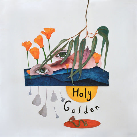 Mikayla McVey - Holy Golden 10-inch