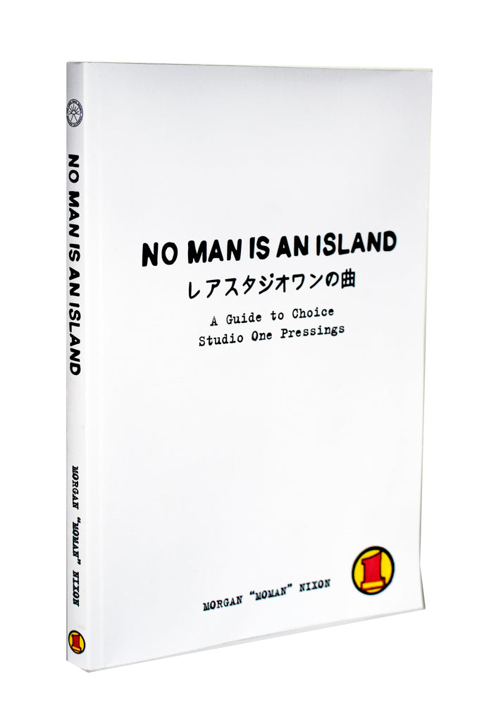 JUNE 2020 PREORDER - No Man Is An Island : A Guide to Choice Studio One Pressings