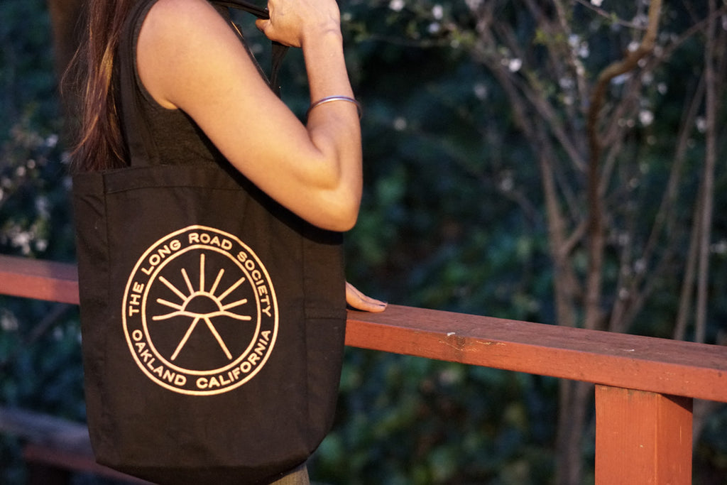 Long Road Society Tote Bag