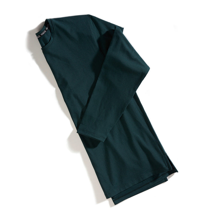 GABLE GREEN LONG SLEEVE