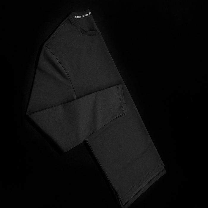 METERORITE BLACK LONG SLEEVE