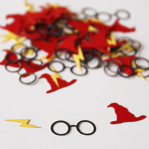 harry potter confetti