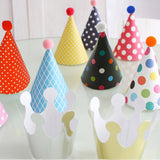 paper party hats