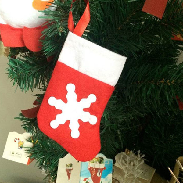 mini christmas stocking