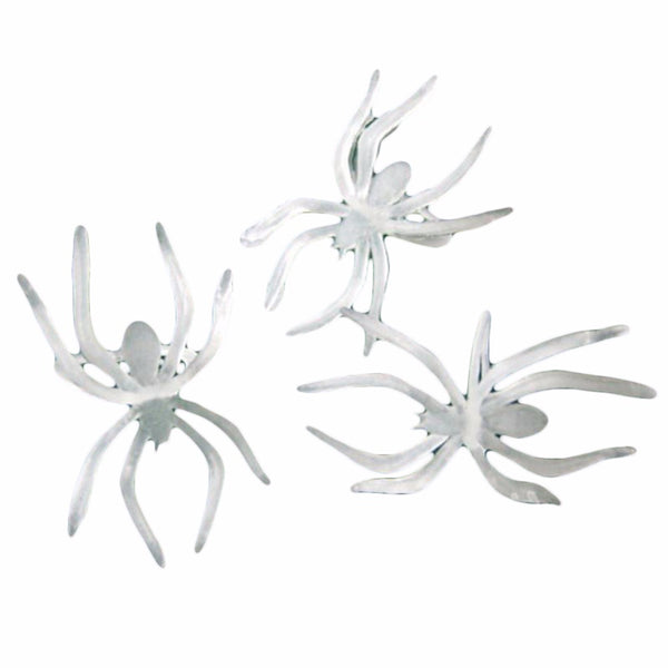 glow in the dark plastic spider