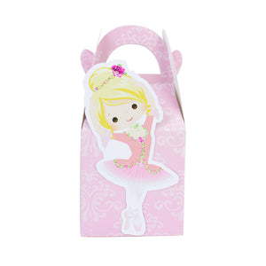 ballerina favor box