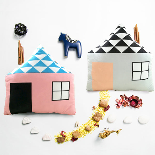 Kids House Pillows
