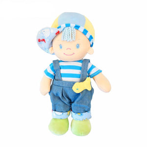 Boy Plush Doll