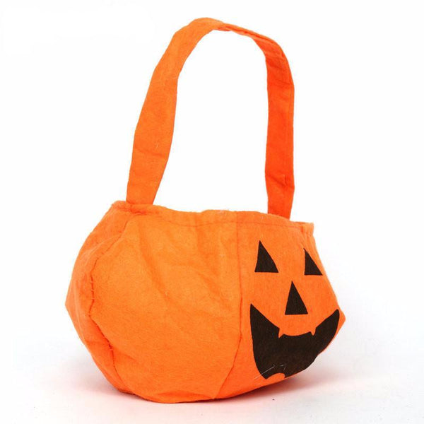 pumpkin treat bags