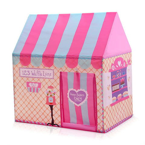bakery play tent