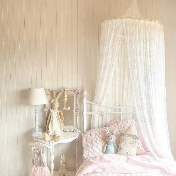 kids lace canopy