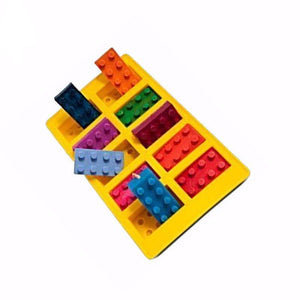 lego block candy mold