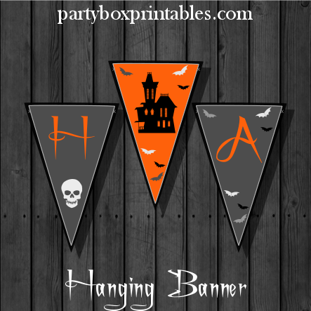 halloween downloadable banner